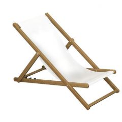 ACACIA DECK CHAIR SANTIAGO
