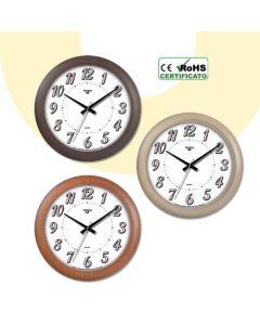 WALL CLOCK D.23CM - 1992/10