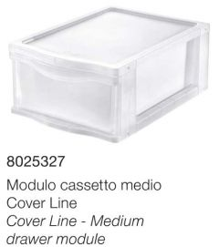 Cover line drawer - Medium
