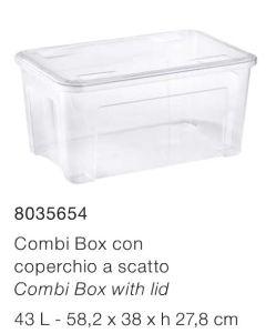 Combi Box 43lt