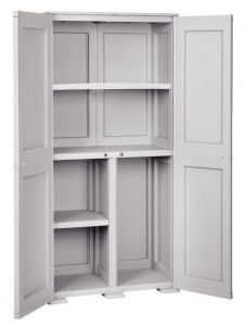 SIMPLEX - 2 DOORS - 5 INTERNAL COMPARTMENTS