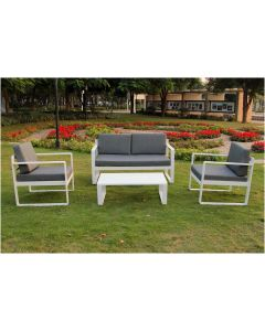 El Nido Sofa Set White