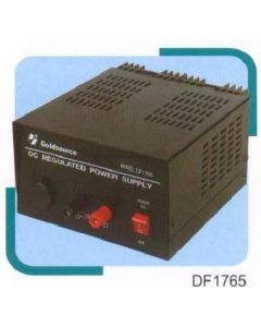 Regulated power supply  D1764