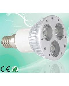 E14 3*1W  LED SPOT LAMP WARM WHITE