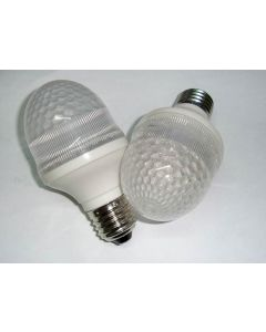 E27 42D LED OUTDOOR BULB YELLOW