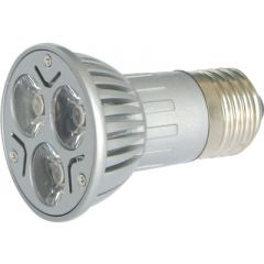 E27 3*1W  LED SPOT LAMP WARM WHITE