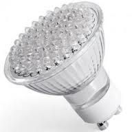 GU10 78D LED SPOT LAMP WARM WHITE