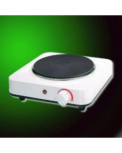 Electric hot plate single