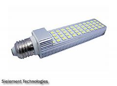 PL LED LAMP E27 24SMD 5050 5W 3000K