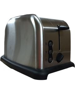 Stainless Steel Toaster 2 Slice