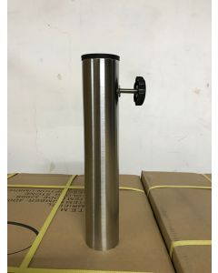 STAINLESS STEEL POLE 58MM