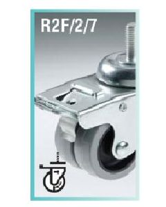 R2F/2/7 Castor Wheels