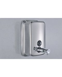 SOAP DISPENSER STAINLESS STEEL 500ML